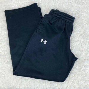 Under Armour Black Fleece Active Pants Youth Med